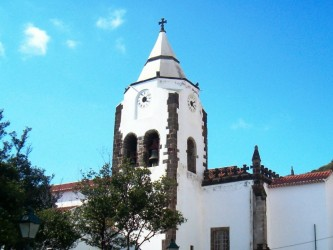 Sao Salvador Church, Santa Cruz, Madeira