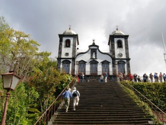 Monte Church, Funchal, Madeira