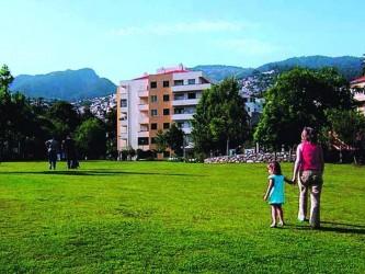 Jardim de Santa Luzia Garden, Funchal, Madeira