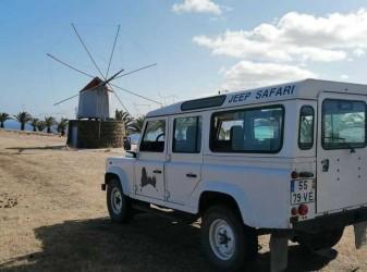 Jeep Safari Off Road Porto Santo Tour