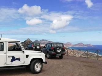 Passeio de Jeep Safari Off Road no Porto Santo