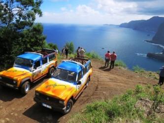 Picos da Madeira – Este (Santana & Picos) Passeio de Jipe Dia Inteiro