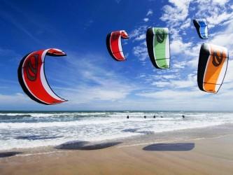 Kitesurf Gear Rentals in Porto Santo