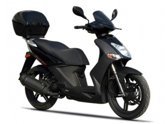 kymco rent a scooter in madeira island