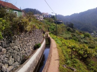 Levada do Norte Walk in Madeira