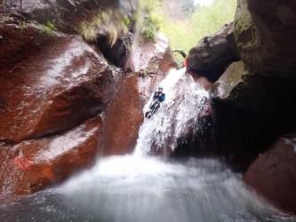 Madeira Canyoning Level 2  Easy Cidrão