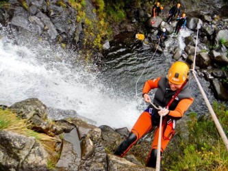Madeira Island Canyoning in Ribeira das Cales – Level 1