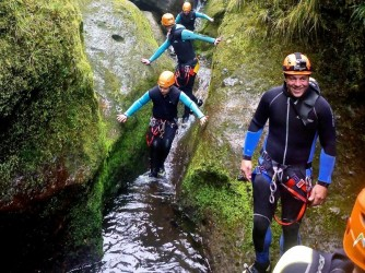 Canyoning Ribeiro Frio