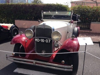 Pictures of Funchal Private Classic Car Tour 1hr