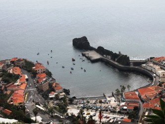 Madeira Green Train city Tours in Camara de Lobos, Madeira