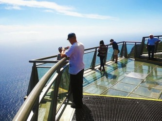 Madeira Wine Skywalk & Madeira Wine Tastings 4DW Tour