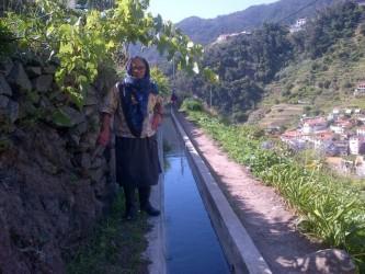 Maroços Levada Walk in Machico, Madeira Island