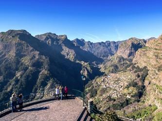 Miradouro Eira do Serrado Viewpoint, Madeira Island