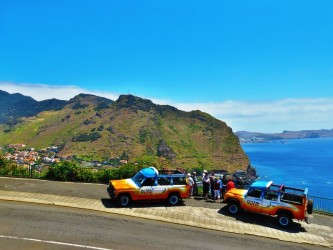 Rising Sun Half Day jeep tour in Madeira