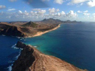Off Road 4x4 GeoSafari Tour in Porto Santo