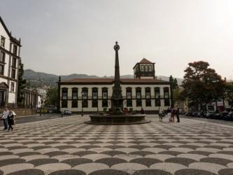 Paços do Concelho do Funchal Town Hall, Madeira