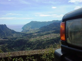 Pico do Areeiro and Santana Madeira Jeep Trip