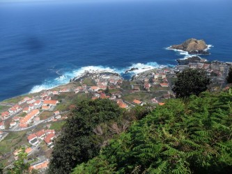 Private West Tour Excursion Full Day on a MiniBus Madeira