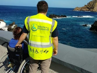 Porto Moniz West Accessible Handicap Tour in Madeira 5