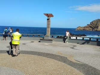 Porto Moniz West Accessible Handicap Tour in Madeira 5