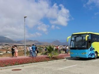 Porto Santo Bus Tour