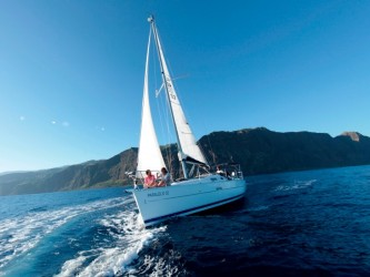 Private Sailing Boat Rental in Madeira Island