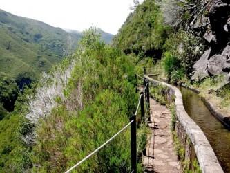 Rabaçal 25 Fountains Levada Walk in Madeira
