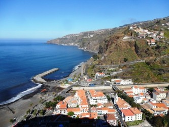 Private South Tour Excursion Full Day on a MiniBus Madeira
