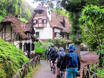 Santana Bike Tour in Madeira iSland