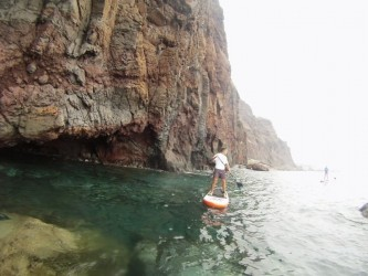 Stand Up Paddle Lessons in Madeira Island