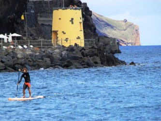Stand Up Paddle Board Rentals in Madeira
