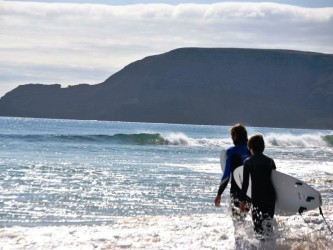 Surf Experience in Porto Santo, Madeira