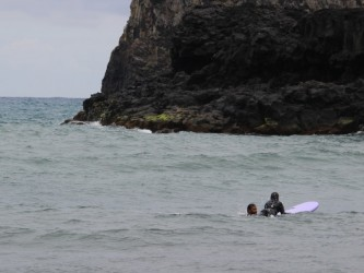 Surf Lessons in Madeira Island