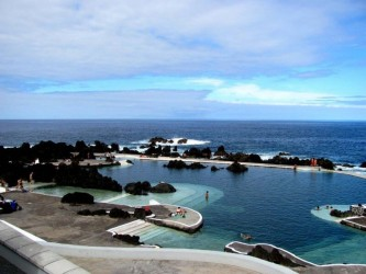 Tour to Porto Moniz from Funchal in Madeira