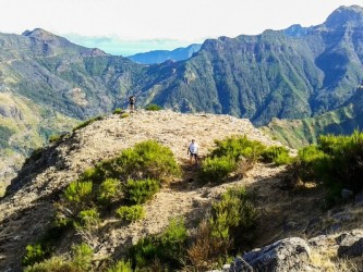 Trompica Easy Trail Tour in Madeira Island