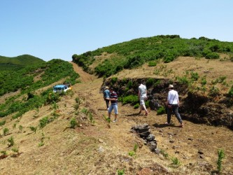 Craters of Fire – Southwest (Prazeres) Jeep Tour Full Day Madeira