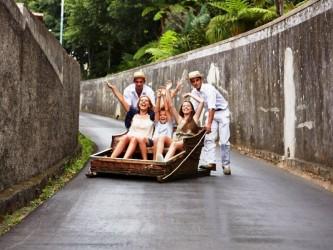 Tuk Tuk Tour & Typical Toboggans
