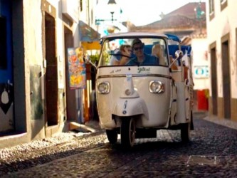 Tukxi Eco City Tours in Funchal, Madeira