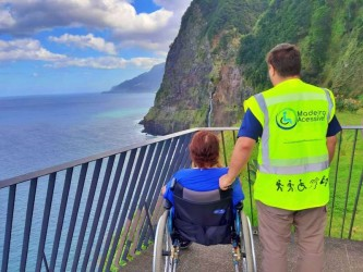Visit São Vicente by Wheelchair Accessible Tour in Madeira