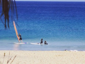 Windsurf Complet Rig Rentals in Porto Santo