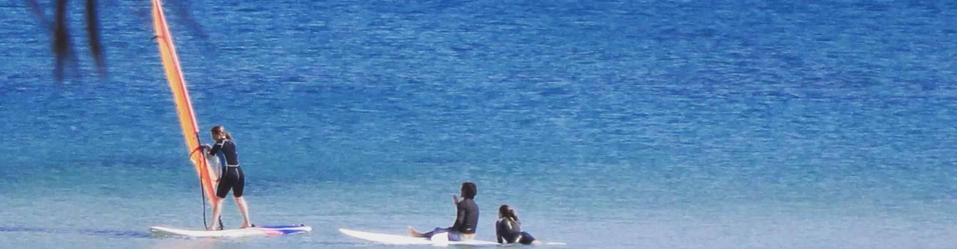 Windsurf Experience in Porto Santo