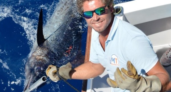 Big Game Fishing Sport Fishing in Madeira Island