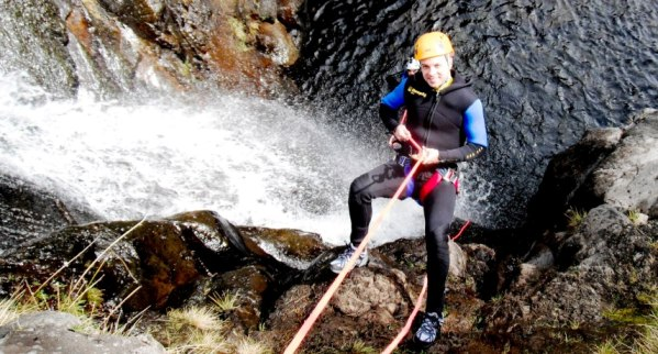 Canyoning in Madeira Island Best 800