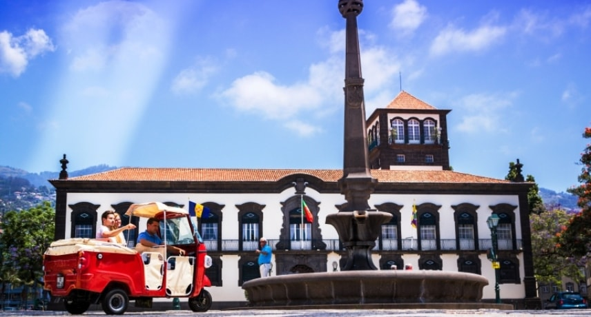 City Tours in Madeira Island
