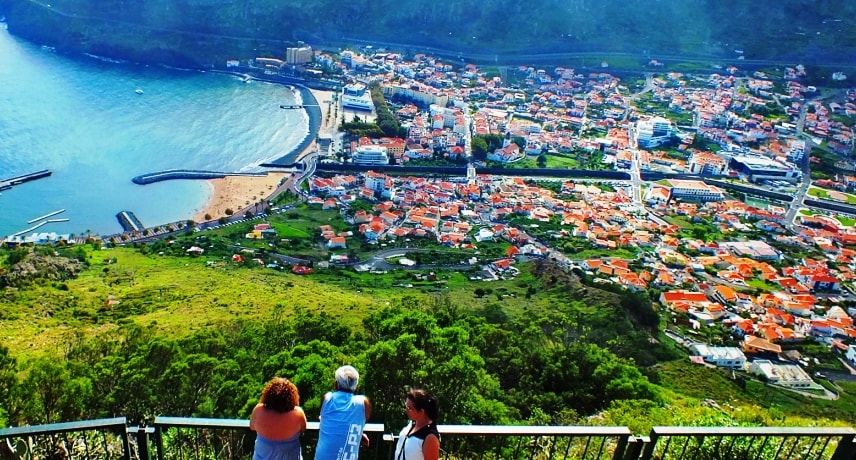 Machico Municipality in Madeira Island