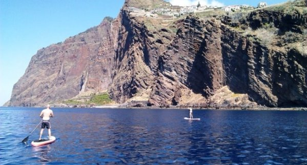 Stand up Paddle SUP in Madeira Island