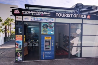tourist offices madeira