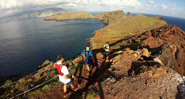 Trail Running Tours in Madeira Island min