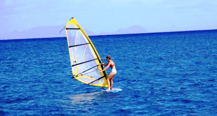 Windsurf in Madeira Island